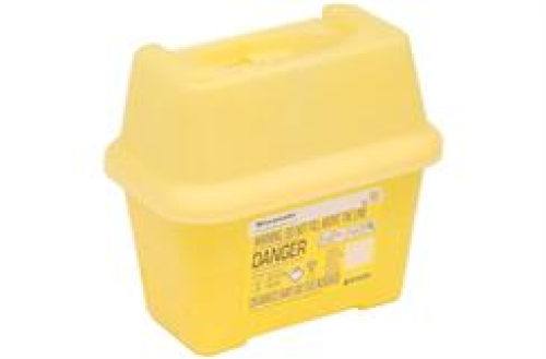 Sharps Disposal Containers 2.0 Litre